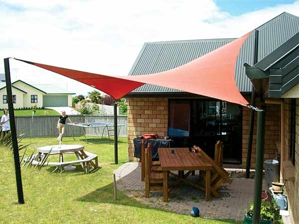 Summer Essential!!! Deli Factory tell you something about shade sail