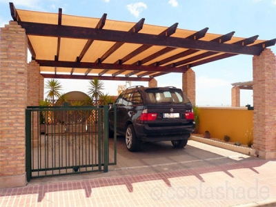 Latest style Simple hdpe outdoor carport